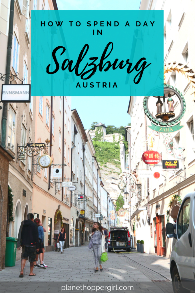 How to spend a day in Salzburg, Austria