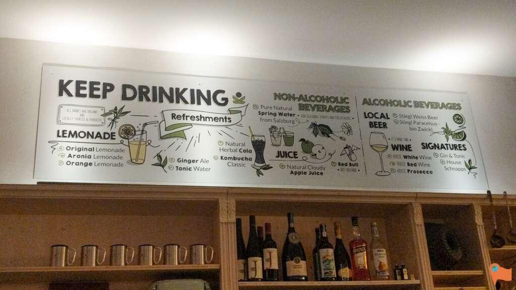 Keep Eco Residence In-house-Bar/Cafeteria, Salzburg, Austria