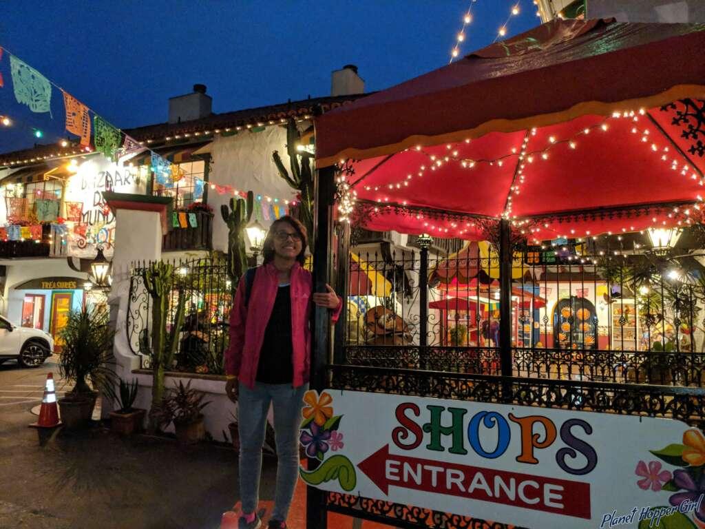 Old town shop, San Diego, California, USA