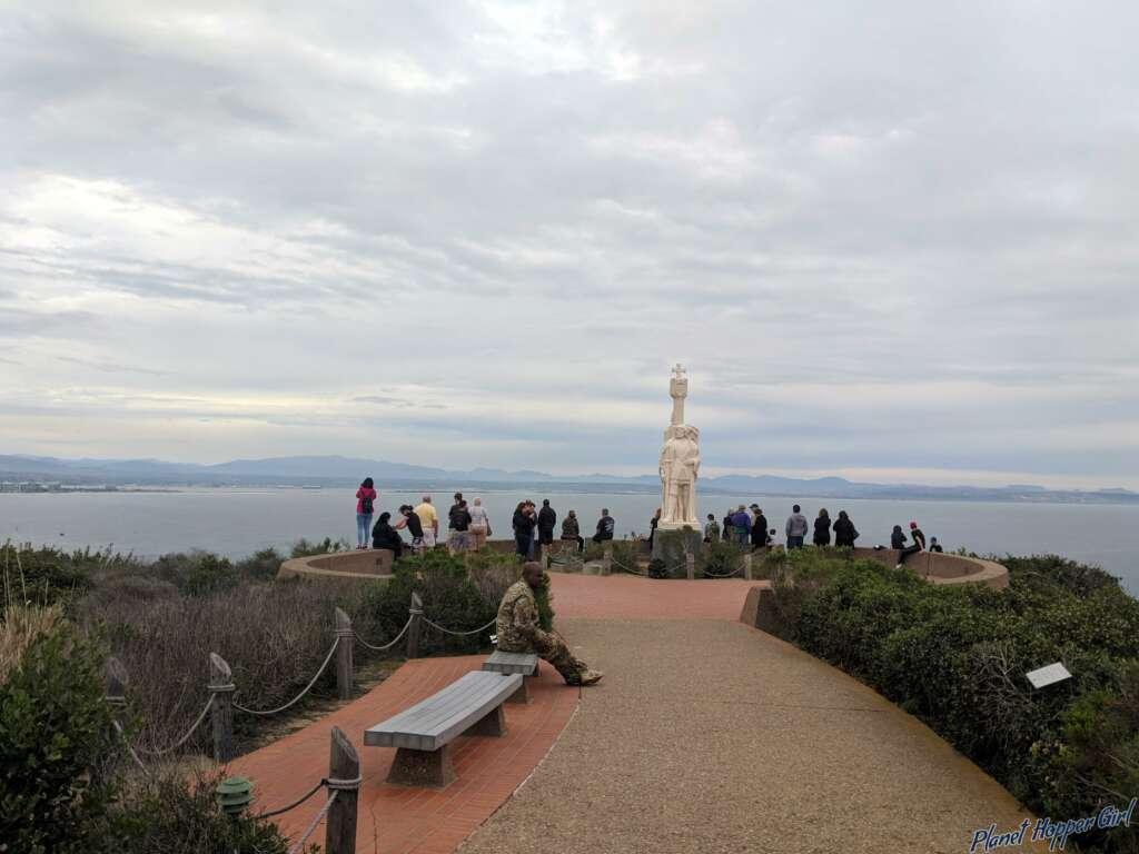 Cabrillo National Monument, Point Loma, San Diego, California, USA