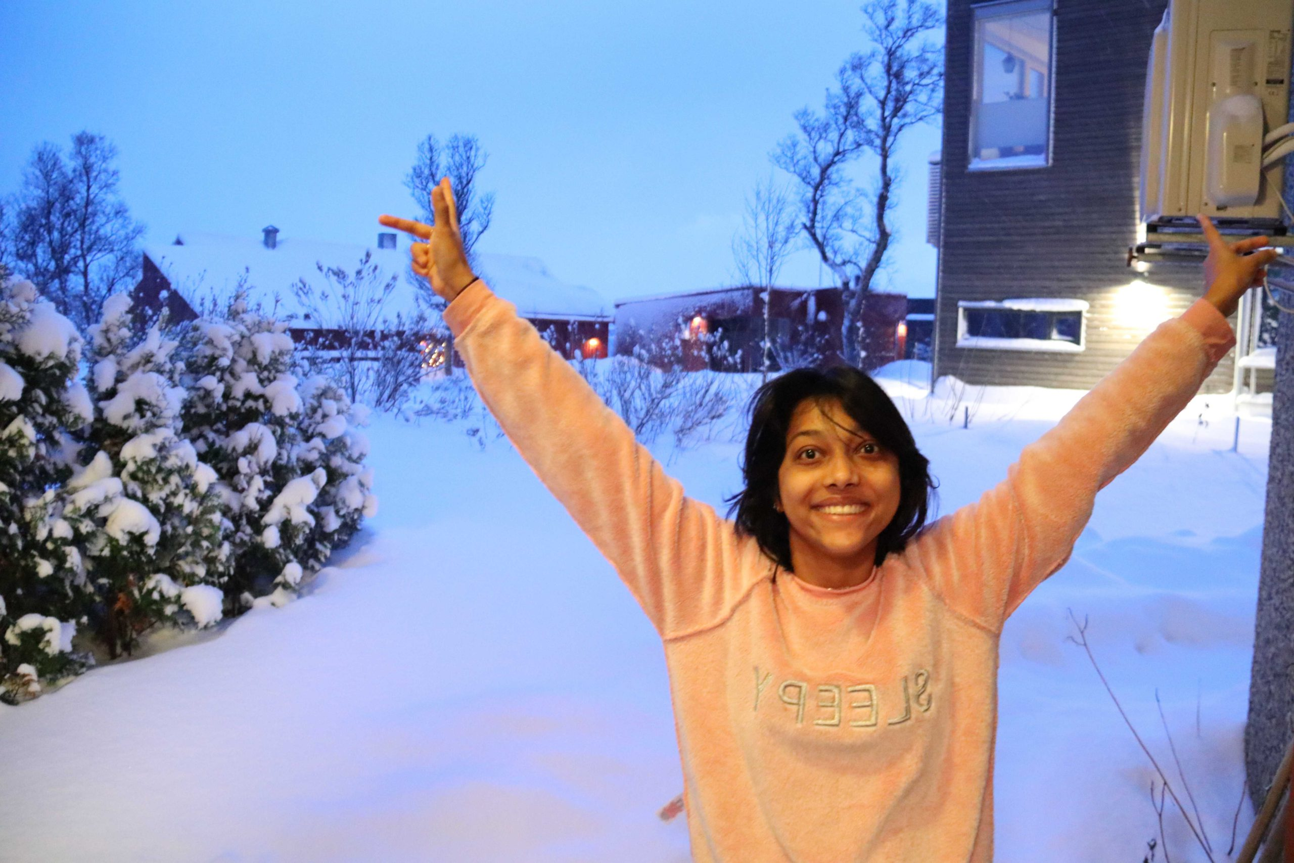 Yess I am in Tromso and Norwayyy moment, Tromso, Norway
