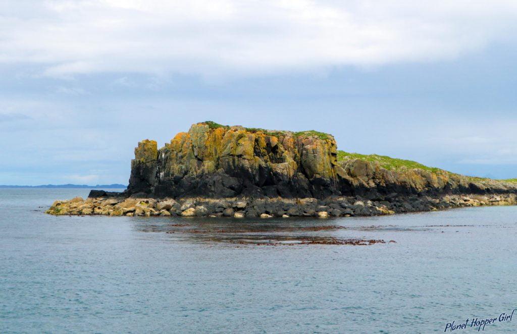 Isle of Mull island, Scotland