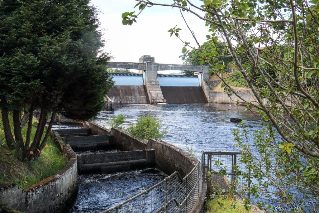 Pitlochry Dam, Scotland