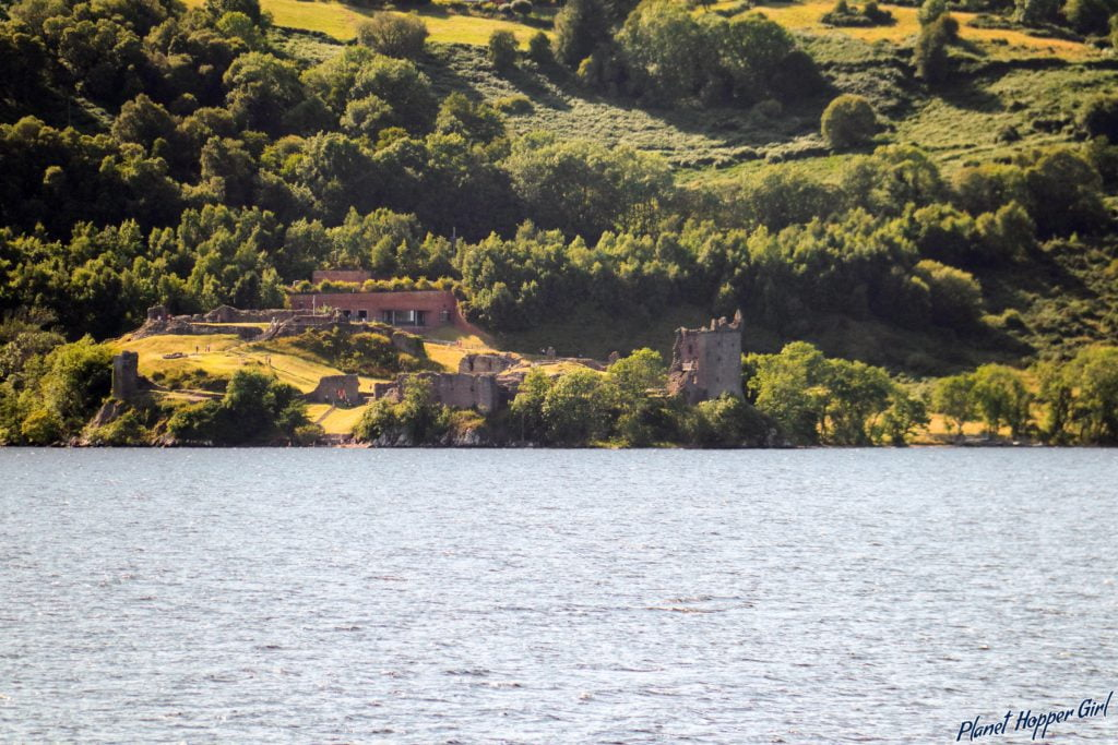 Urquhart Castle, Loch Ness,Scotland
