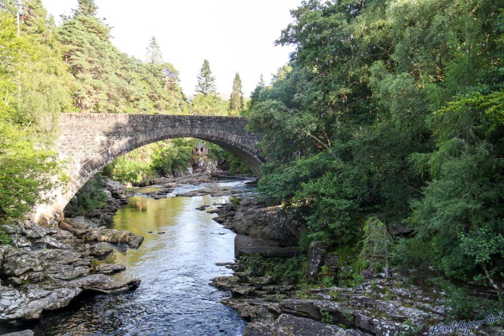 Invermoriston Bridge, Lochness, Scotland
