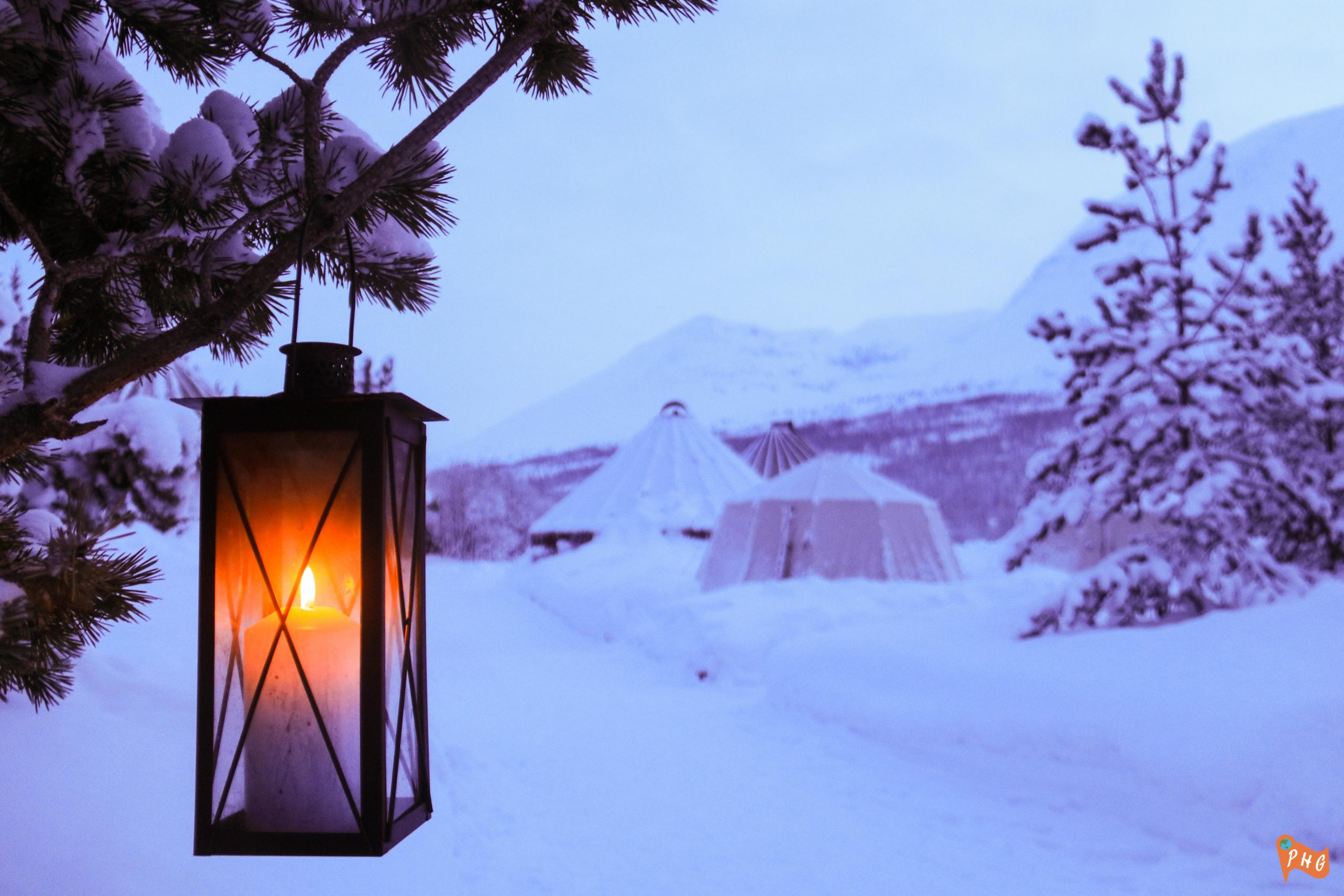 Camp Tamok, Tromso, Norway