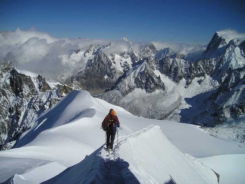 Chamonix French Alps