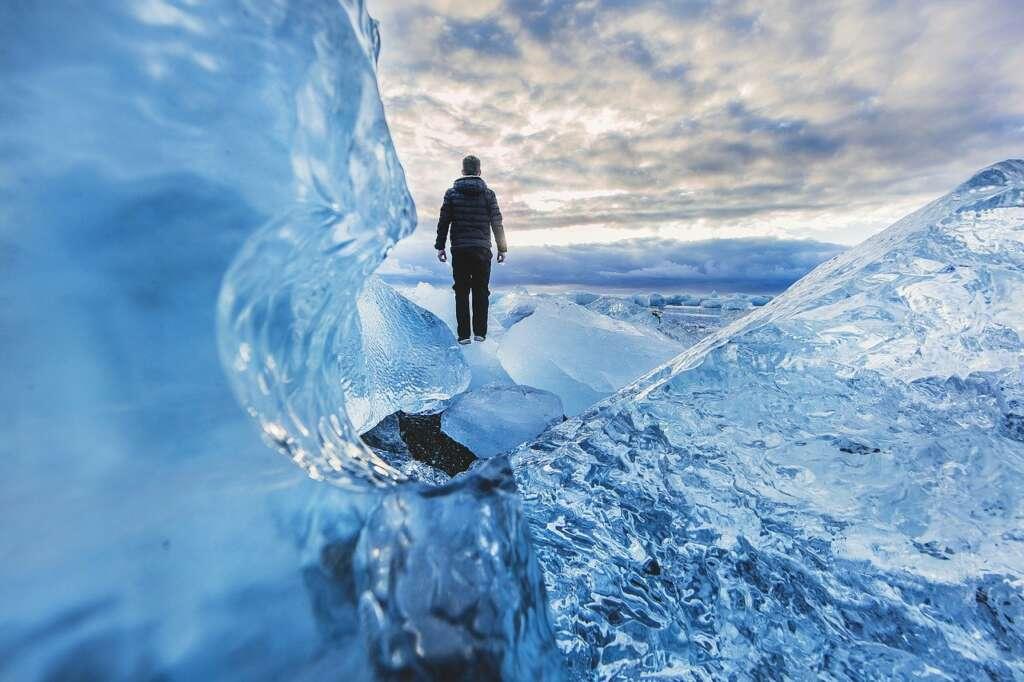 Winter Bucket List Ideas: Glacier Walking