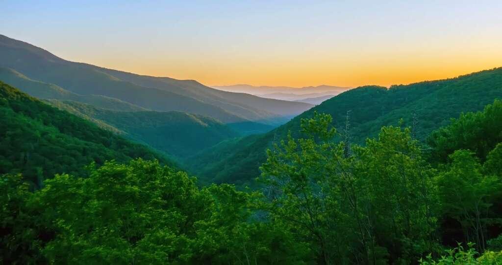 Best Road Trips in USA, Blue Ridge Parkway
