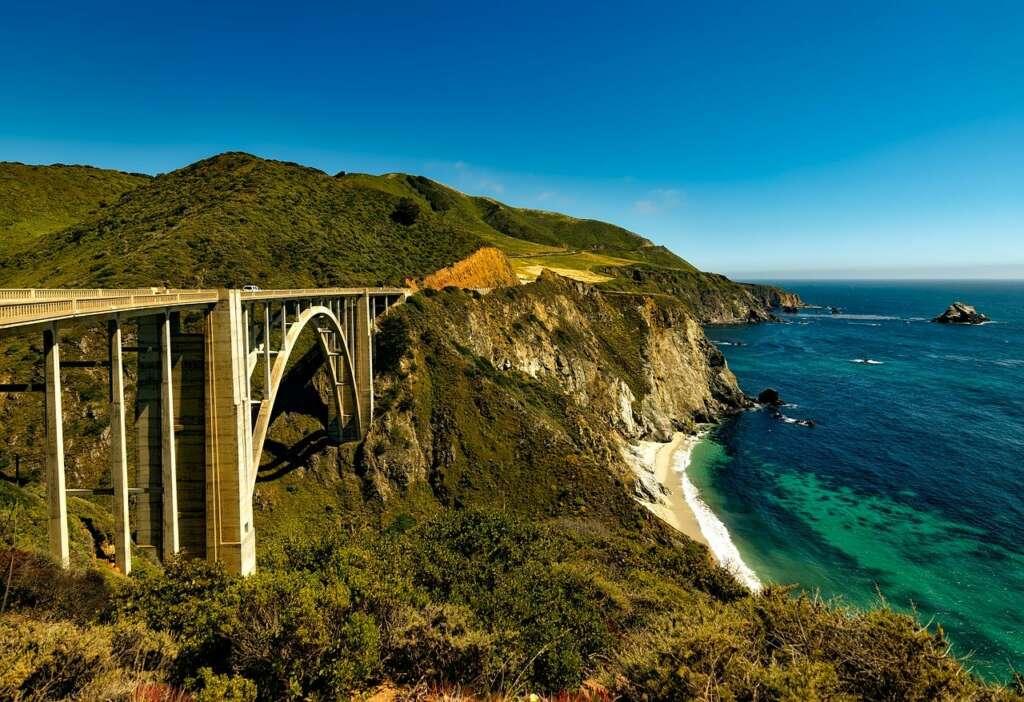 Best RoadTrips USA Pacific Coast Highway