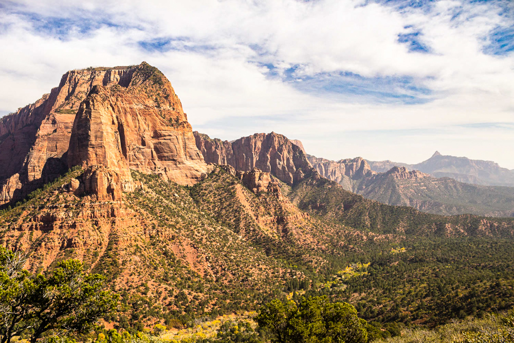 Best Road Trips in USA Zion National Park, Utah