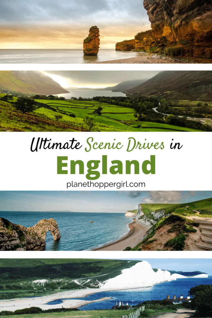 Scenic Drives in UK-England