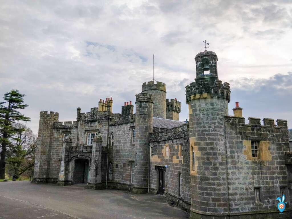 Balloch Castle Loch Lomond
