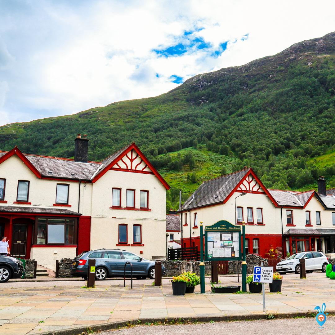 kinlochleven Scottish Villages