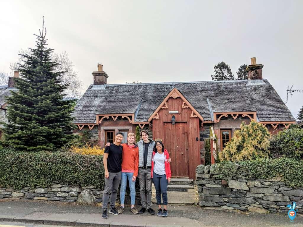 Lush Loch Lomond