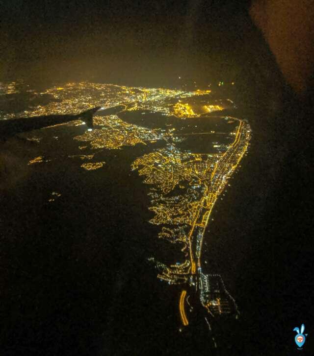 One Week in Barcelona in Summer - Flight