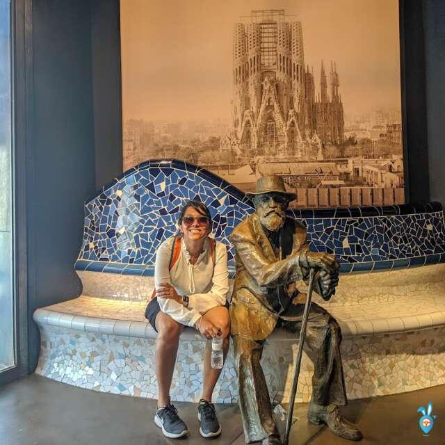 One Week in Barcelona in Summer - Gaudi