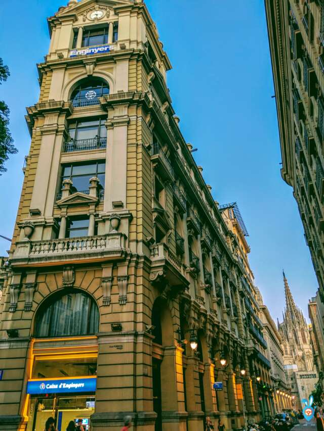 One Week in Barcelona in Summer - Gothic Quarters
