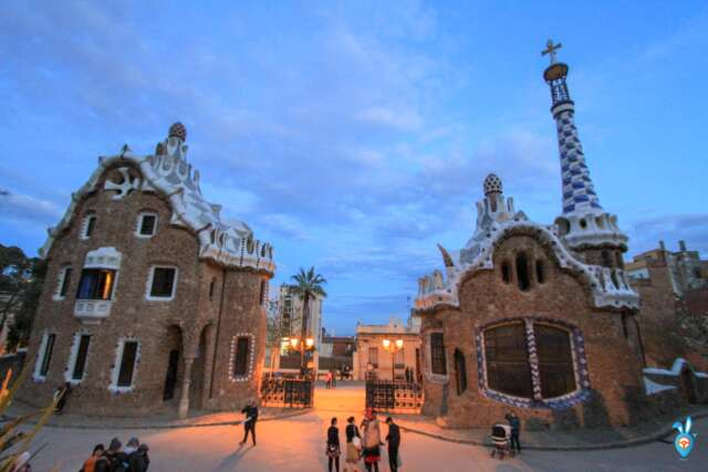 One Week in Barcelona in Summer - Park Guell