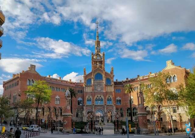 One Week in Barcelona in Summer - Recinte Modernista