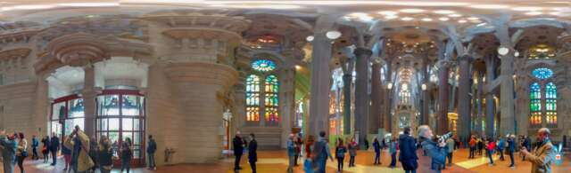 One Week in Barcelona in Summer - Sagrada Familia