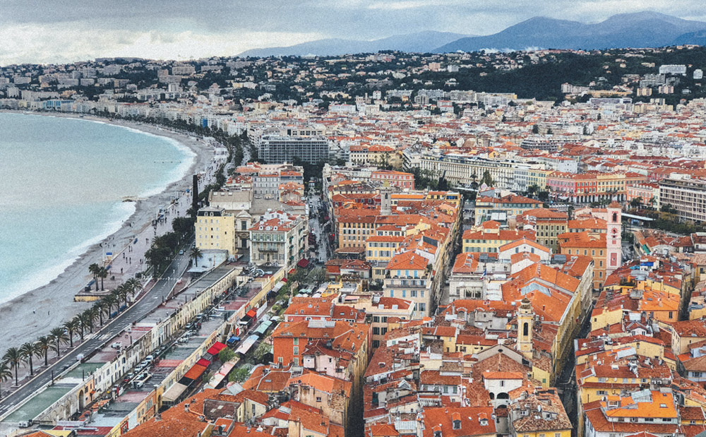 Nice France Spring Road Trip French Riviera