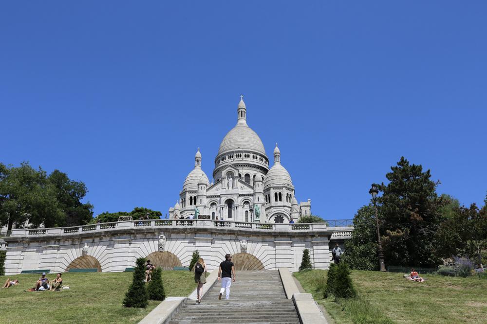 Paris spring destination