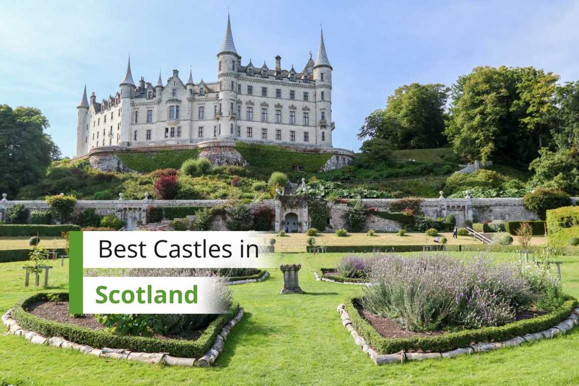 Best Castles to visit in Scotland