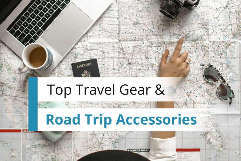 Road Trip Accessories Travel Gear