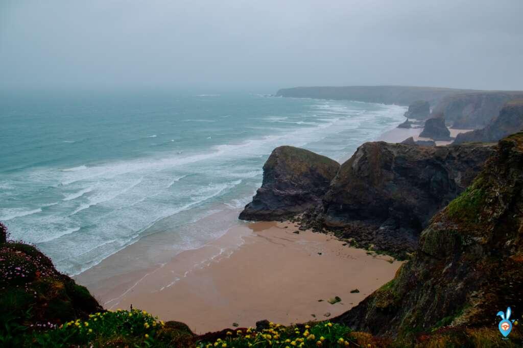 Bedruthans Steps, Cornwall