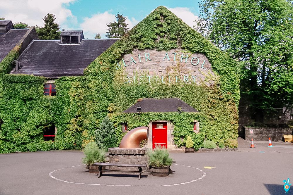 Blair Athol Distillery, Pitlochry